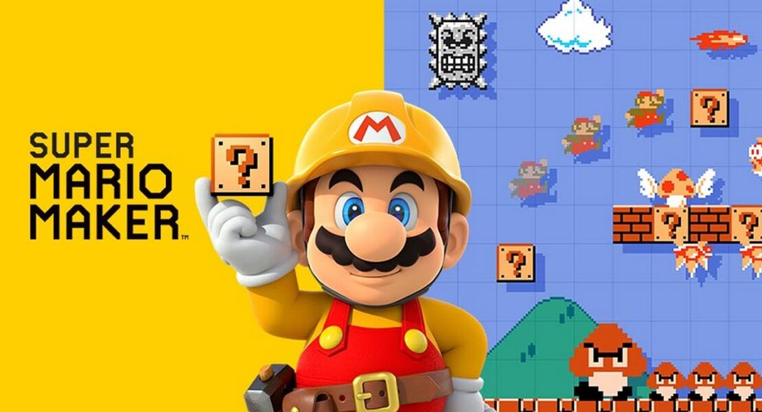 Teaching level design with Mario Maker