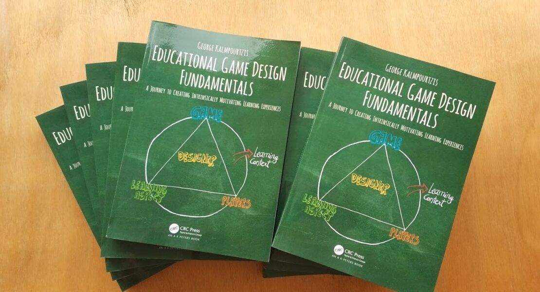 Educational Game Design Fundamentals: A book on how to design intrinsically motivating learning experiences